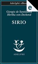 Sirio by Giorgio de Santillana, Herta von Dechend
