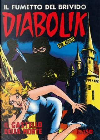 Diabolik: Anastatika n. 19 by Angela Giussani