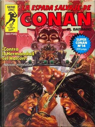 Super Conan #14 by Alfredo Alcalá, Chris Claremont, Ernie Chan, John Buscema, Rudy Nebres, Val Mayerik