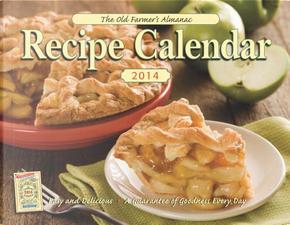 The Old Farmer's Almanac 2014 Recipe Calendar by Old Farmer'S Almanac