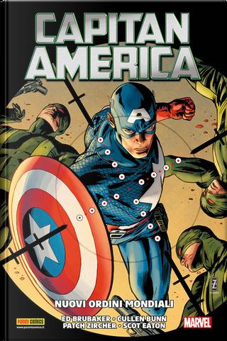Capitan America by Cullenn Bunn, Ed Brubaker