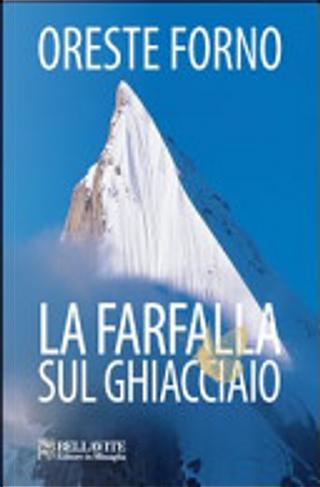 La farfalla sul ghiacciaio by Oreste Forno