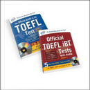Official TOEFL® Test Prep Savings Bundle by N/A Educational Testing Service