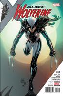 Wolverine n. 345 by Tom Taylor