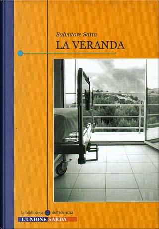 La veranda by Salvatore Satta