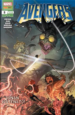 Avengers - Senza ritorno n. 5 by Al Ewing, Jim Zub, Mark Waid