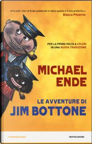 Le avventure di Jim Bottone by Michael Ende