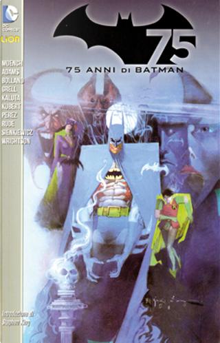 Batman Speciale – Batman Special 75° Anniversario by Doug Moench