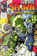 Spawn & the Savage Dragon n. 4 by Erik Larsen, Jeff Mariotte, Mark Texeira, Mike Heisler, Neil Gaiman, Todd McFarlane