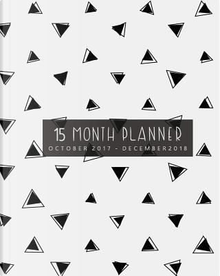 Planner 2017- 2018 ,Academic Planner Weekly And Monthly by Banana Leaves