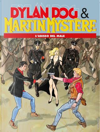 Maxi Martin Mystère n. 10 by Alfredo Castelli, Carlo Recagno