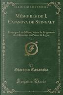 Mémoires de J. Casanova de Seingalt, Vol. 6 by Giacomo Casanova