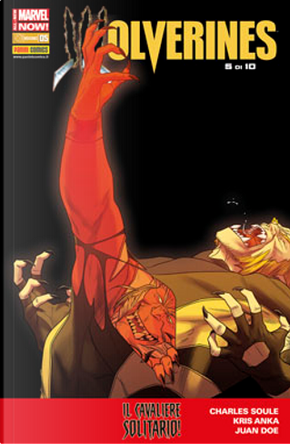 Wolverine n. 317 by Ray Fawkes, Charles Soule