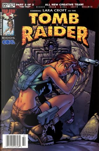Tomb Raider #22 by John Ney Reiber