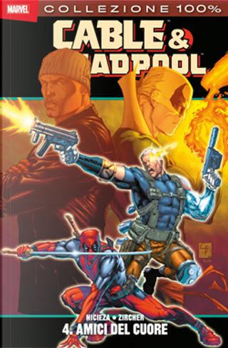Cable & Deadpool vol. 4 by Fabian Nicieza