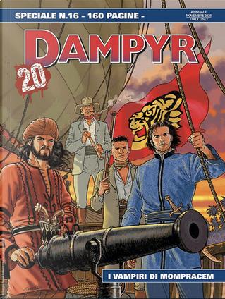 Dampyr Speciale vol. 16 by Mauro Boselli
