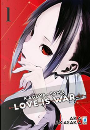 Kaguya-sama. Love is war vol. 1 by Aka Akasaka