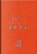Agenda legale d'udienza 2018. Ediz. arancione by agenda legale pocket