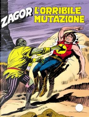 Zagor n. 312 (Zenith n. 363) by Moreno Burattini