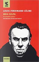 Mea culpa by Louis-Ferdinand Céline