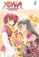 Yona - La principessa scarlatta vol. 10 by Mizuho Kusanagi