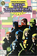 Liga de la Justicia Internacional #7 by J. M. DeMatteis, Joey Cavalieri, Keith Giffen