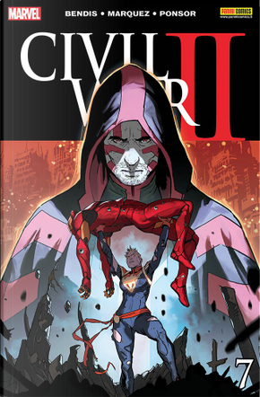 Civil War II #7 by Brian Michael Bendis, Jeremy Whitley
