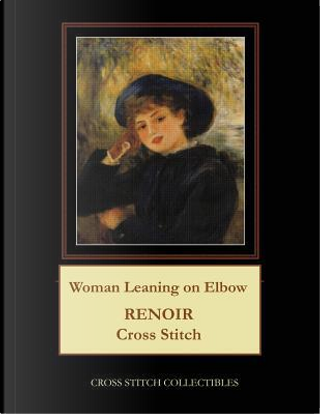 Woman Leaning on Elbow by Cross Stitch Collectibles
