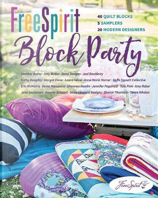 Freespirit Block Party by Freespirit Fabrics