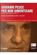 Giovanni Pesce by Daniele Biacchessi
