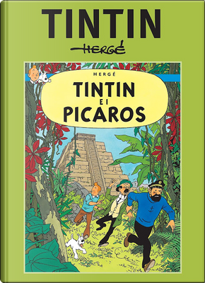 Le avventure di Tintin n. 23 by Hergé