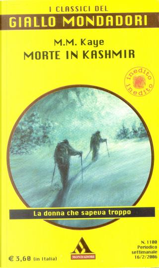 Morte in Kashmir by M.M. Kaye
