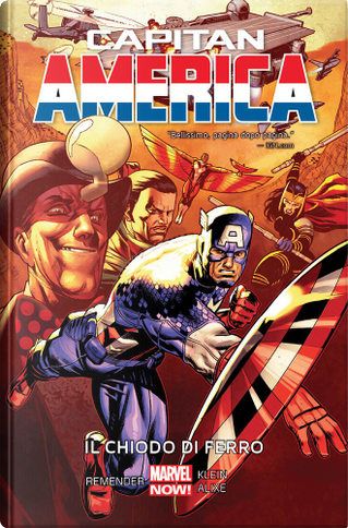 Capitan America vol. 4 by Rick Remender