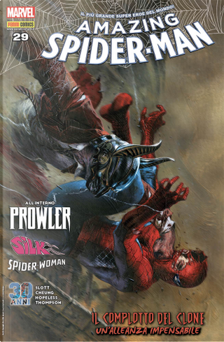 Amazing Spider-Man n. 678 by Dan Slott, Dennis Hopeless, Robbie Thompson, Sean Ryan