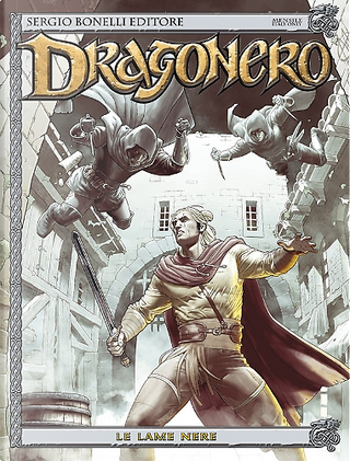 Dragonero n. 36 by Luca Enoch, Mirko Perniola