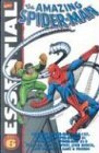 Essential Amazing Spider-Man, Vol. 6 by Ross Andru, Gerry Conway, John Romita, Gil Kane, Stan Lee, Len Wein