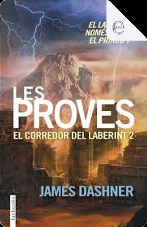 Les proves by James Dashner