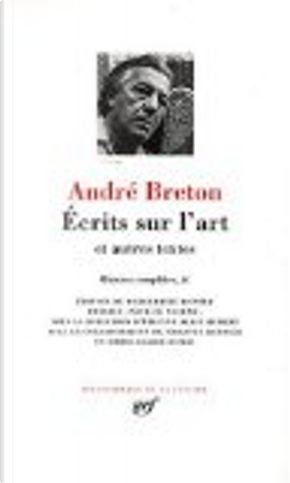 Oeuvres complètes by André Breton