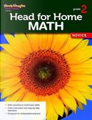 Head for Home Math Novice Workbook Grade 2 by Steck-Vaughn