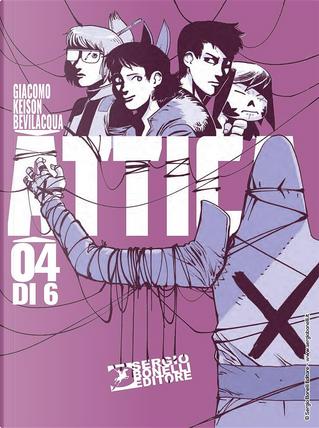Attica n. 4 by Giacomo Keison Bevilacqua