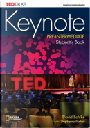 Keynote pre-intermediate. Student's book. Per le Scuole superiori. Con e-book. Con espansione online. Con DVD-ROM by Paul Dummet