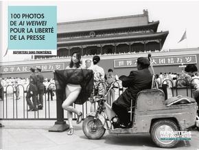 100 photos de Al Weiwei pour la liberté de la presse by