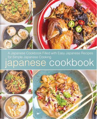Japanese Cookbook by BookSumo Press