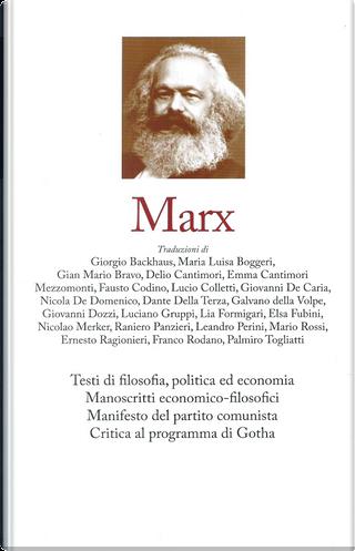 Marx by Karl Marx