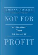 Not for Profit by Martha C. Nussbaum