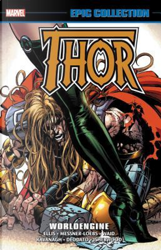 Epic Collection Thor 23 by Warren Ellis