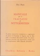 Manuale per il «Tractatus» di Wittgenstein by Max Black