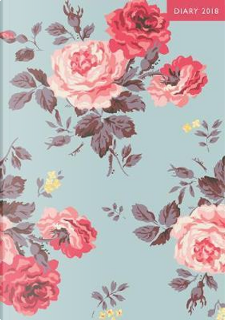 A5 2018 Diary Antique Rose (Cath Kidston Stationery) by Cath Kidston