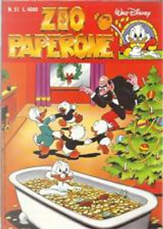 Zio Paperone n. 51 by Bob Gregory, Carl Barks, Vic Lockman
