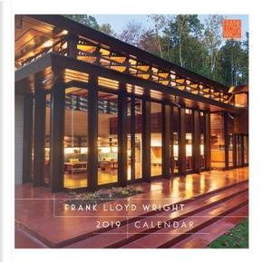 Frank Lloyd Wright 2019 Calendar by Galison